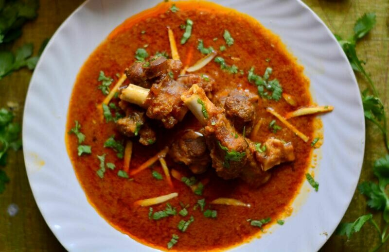 Muttone Nihari (350 gm)