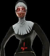 Evil Nun Addon Mod {GTA5 MODS}