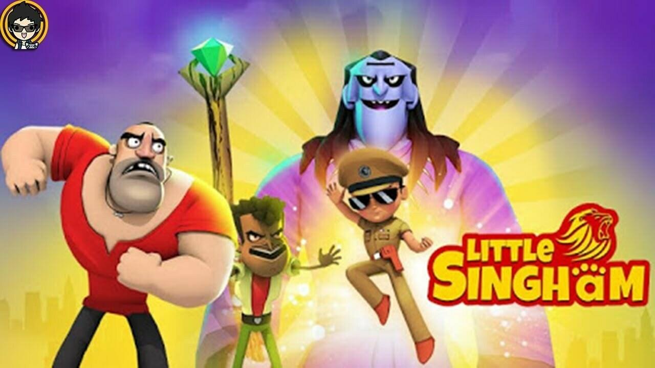 Little Singham Mods Pack 5 mods {GTA5 MODS}