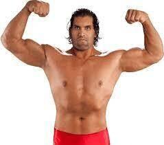 The Great Khali WWE ADDON PED {GTA5 MODS}