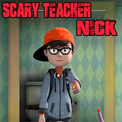 Nick From Scary Teacher 3D GAME {GTA5 MODS}