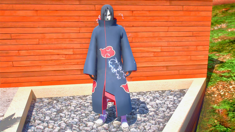 Orachimaru Akatsuki Combo Add On Ped GTA 5