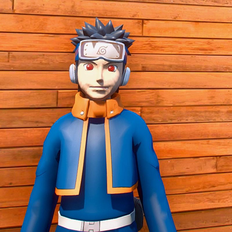 OBITO YOUNG COMBO Normal Eyes And Sharingan Naruto [ GTA 5 MODS ]
