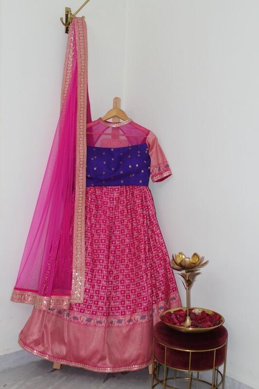 Banaras Lehanga