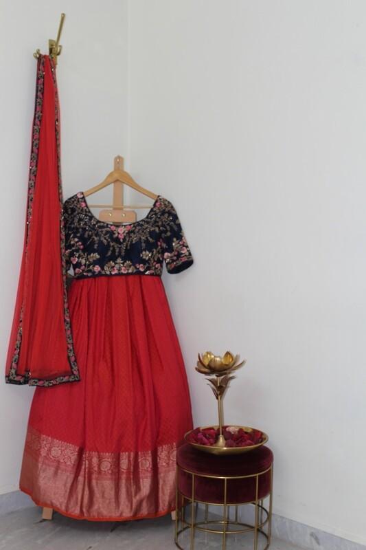 Royal Banaras Lehanga
