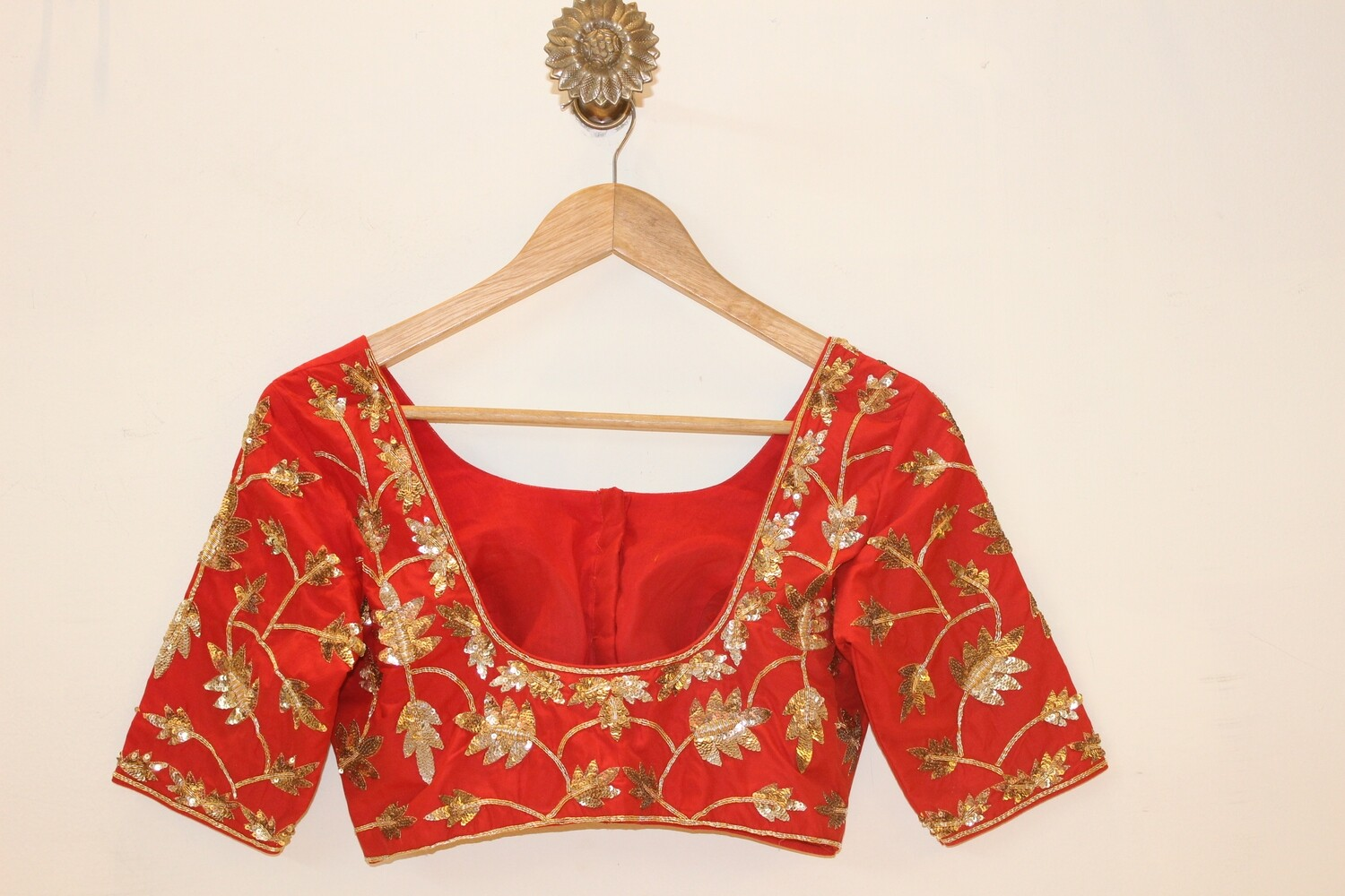 Bridal Blouse - Red