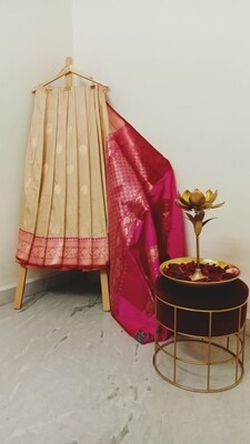 Banaras silk sari