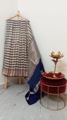 Katan Silk Banarasi Handloom Saree