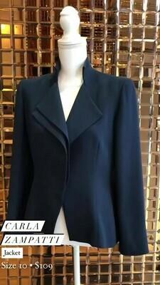 Carla Zampatti, Jacket, Size 10
