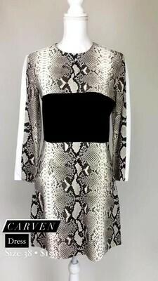 Carven, Dress, Size 38