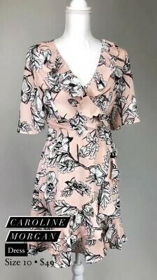 Caroline Morgan, Dress, Size 10