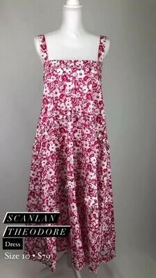 Scanlan Thedore, Dress, Size 10
