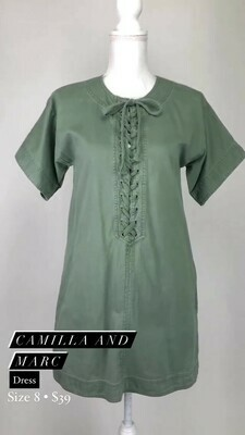 Camilla And Marc, Dress, Size 8