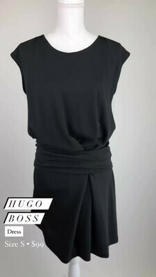Hugo Boss, Dress, Size S