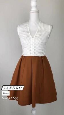 Sandro, Dress, Size 1