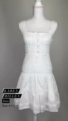 Karen Millen, Dress, Size 6