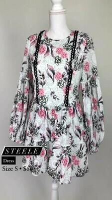 Steele, Dress, Size S