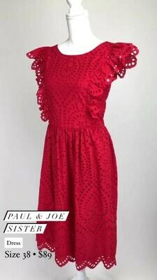Paul & Joe Sister, Dress, Size 38