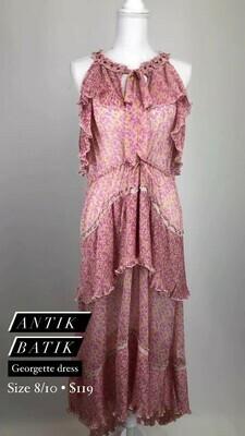 Antik Batik, Georgette Dress, Size 8/10