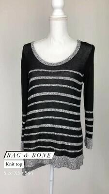 Rag & Bone, Knit Top, Size XS