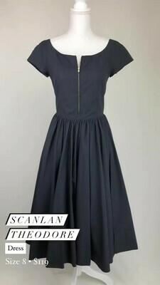 Scanlan Theodore, Dress, Size S