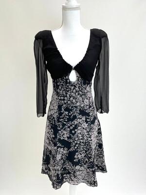 Chloé, Silk Dress, Size 36