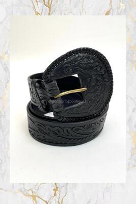Ralph Lauren, Carved Belt, Size M