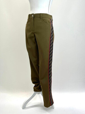 Fendi, Pants, Size 42