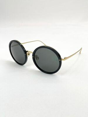 Linda Farrow, Round Frame Sunglasses