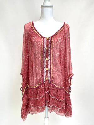 Poupette St Barth, Poncho Dress, One Size