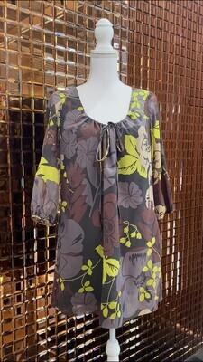 Graham & Spencer Brown Dress