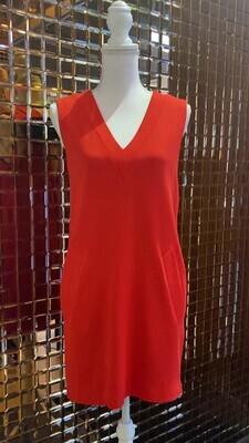Rag & Bone Red Dress