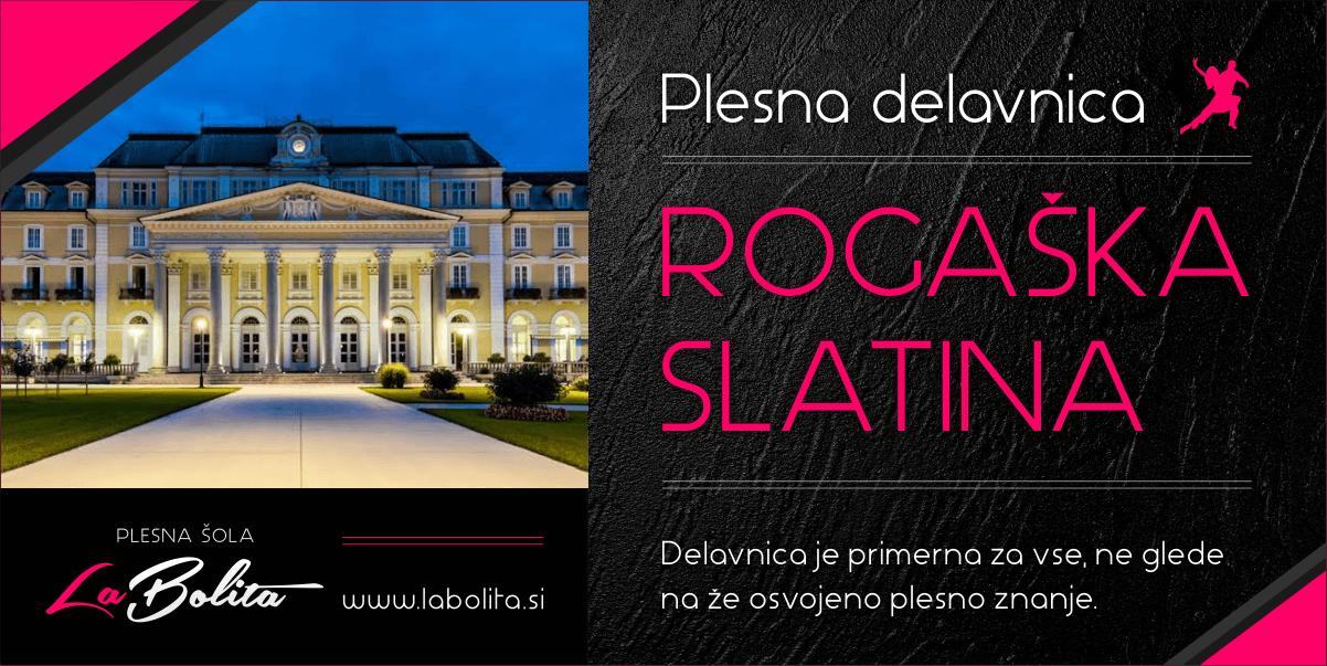 Plesna delavnica  - Rogaška Slatina 09.09.21 do 12.09.21