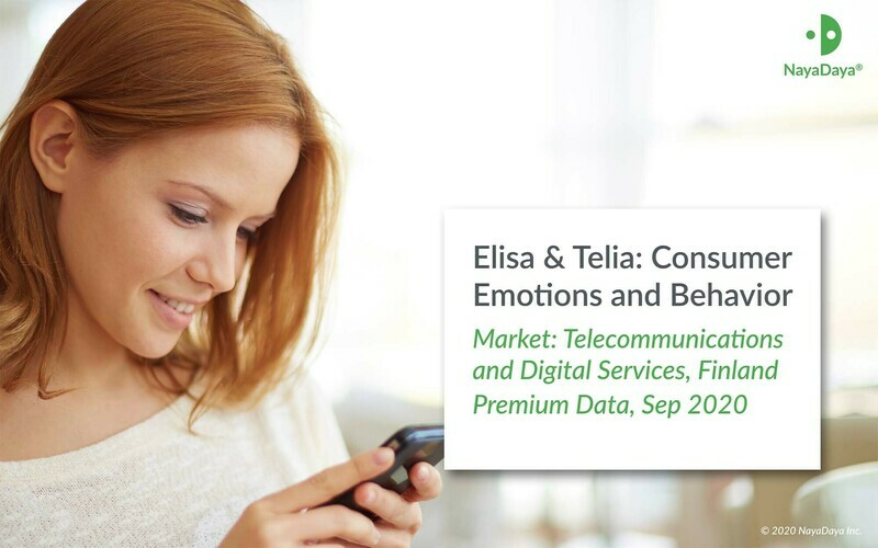 Elisa and Telia: Consumer Emotions and Behavior – Premium Data and Report