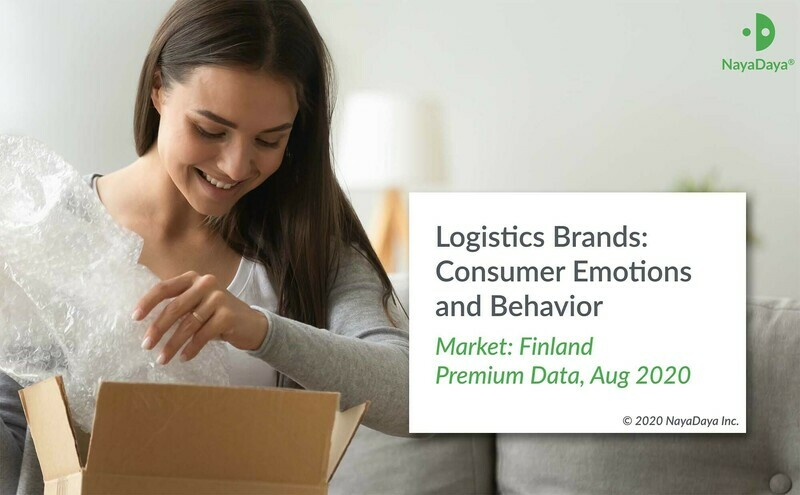 Logistics Brands: Consumer Emotions and Behavior – Premium Data and Report