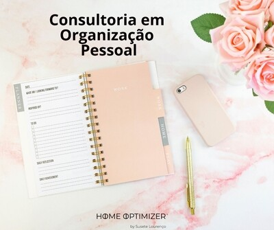 Consultoria em Organização Pessoal