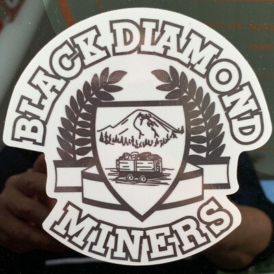 Miners Decal