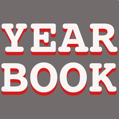*LIMITED SUPPLY* 20-21 Yearbook
