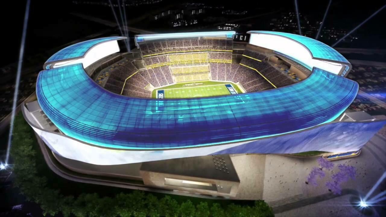 Sport Complexes & Stadiums