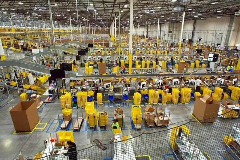 Corporate & Warehouse Facilities