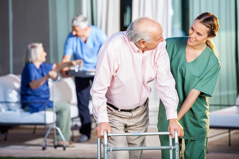 Senior Housing & Care Facilities