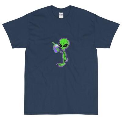 Alien Lean Shake Tee