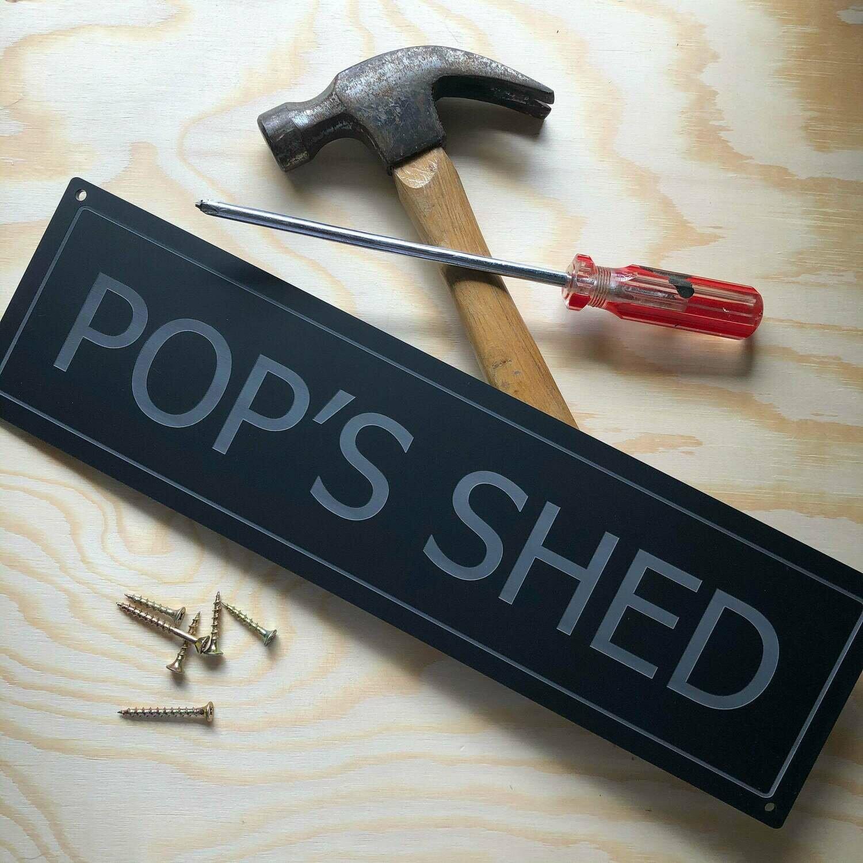 Acrylic garden sign | Outdoor sign | Gardeners Gift | Shed Sign | Mother's Day Gift | Father's Day Gift | HouseSign | Custom Sign
