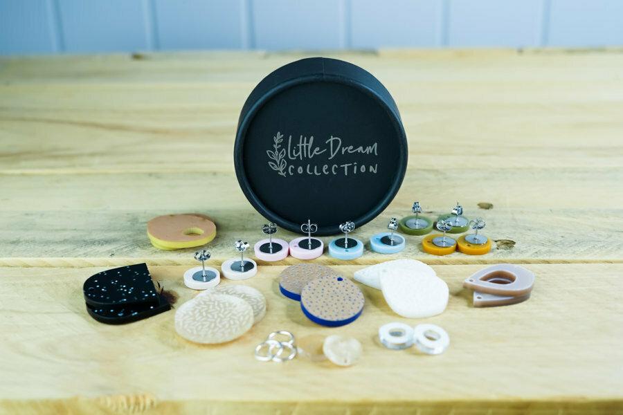 DIY Earring kit | Acrylic earring kit