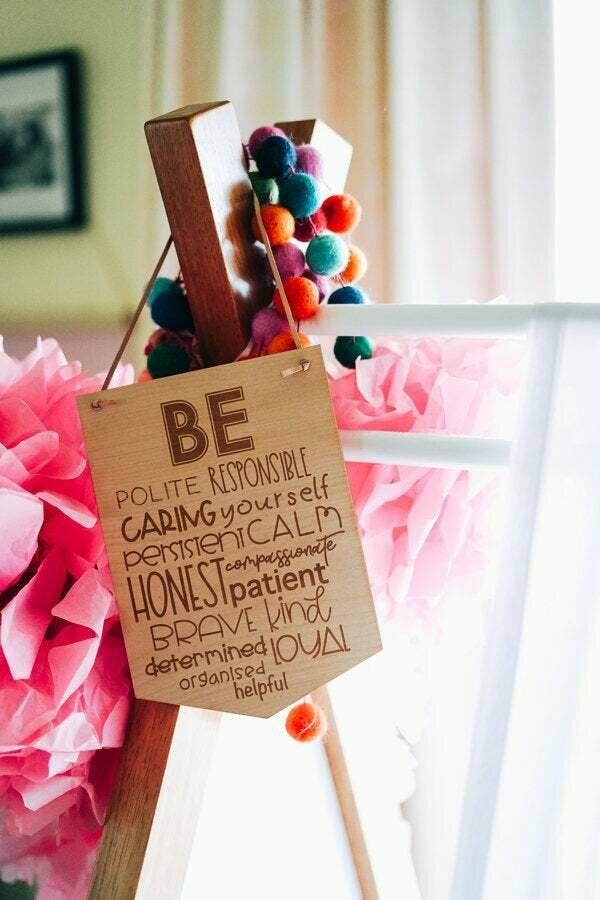 Children's Room Decor | Nursery Sign | Room Sign | Nursery Decor | Baby Gift | Children's sign | Quote Sign | Wooden Sign
