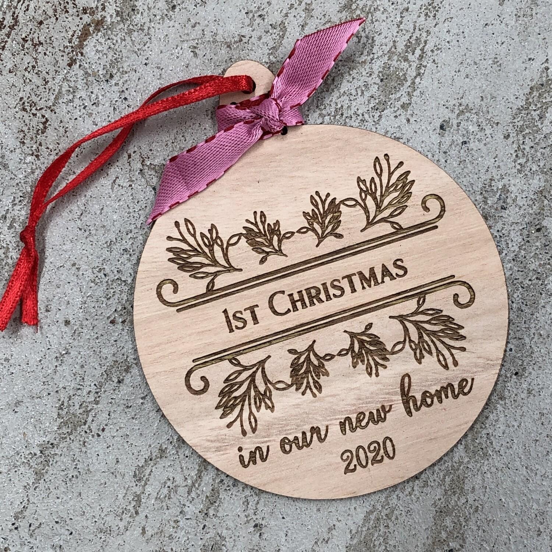 Christmas Bauble Design 3