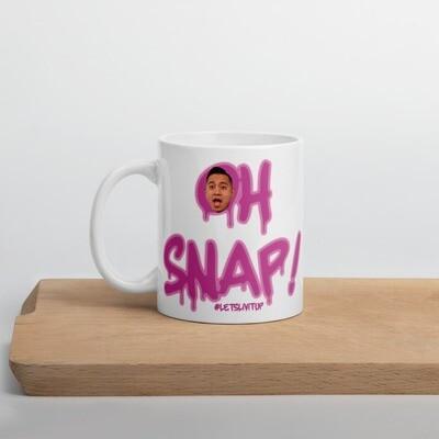 OH SNAP Let's Livitup Mug