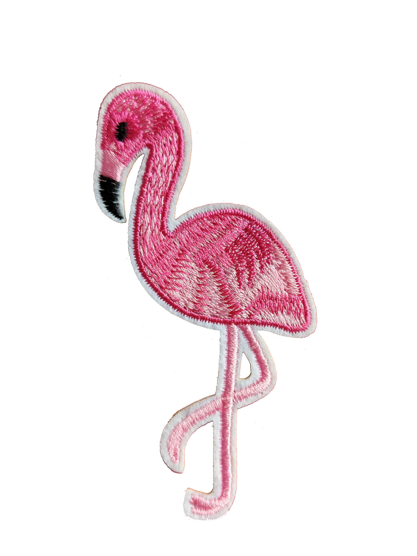Patch - Flamingo