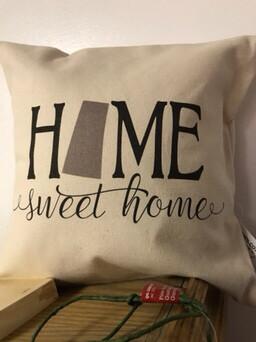 Saskatchewan Pillow