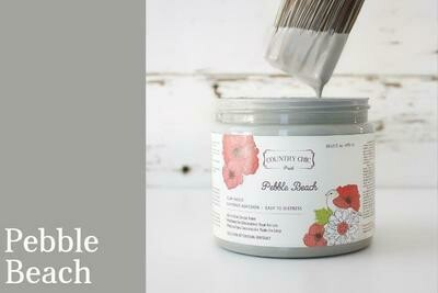 Country Chic Pebble Beach Pint